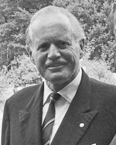 Baron Emmanuel de Graffenried.