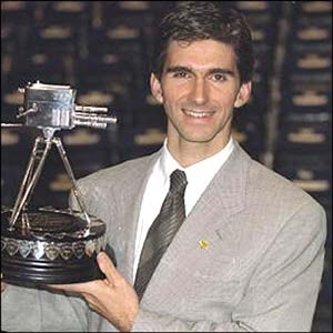 Damon Hill, BBC Sports Personality of the Year 1994
