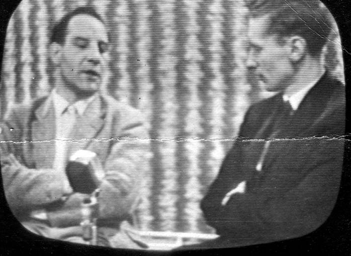 Innes explains how he was fired from Team Lotus to the writer in November 1961