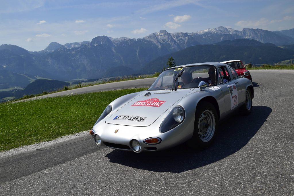 The svelte Porsche Coupe of Hans Stuck - © Peter Meierhofer