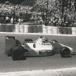 Emanuele Pirro F3000 1986