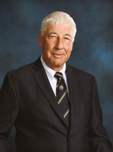 F1-GPDC President, Howden Ganley
