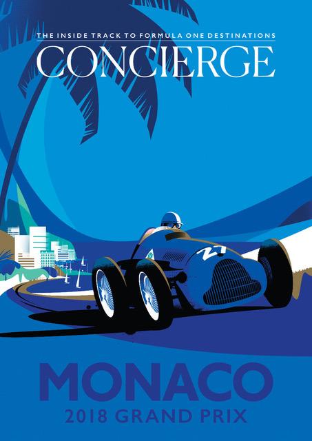 Concierge Monaco 2018 | F1 Grand Prix Drivers Club