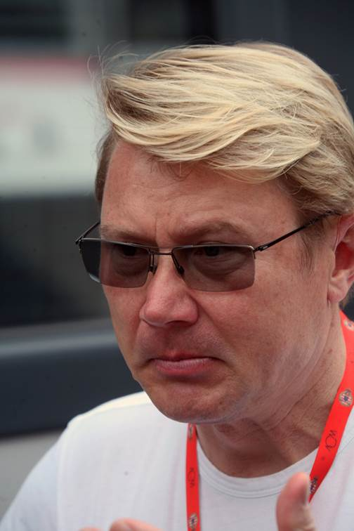 Mika Hakkinen | The Grand Prix Drivers Club