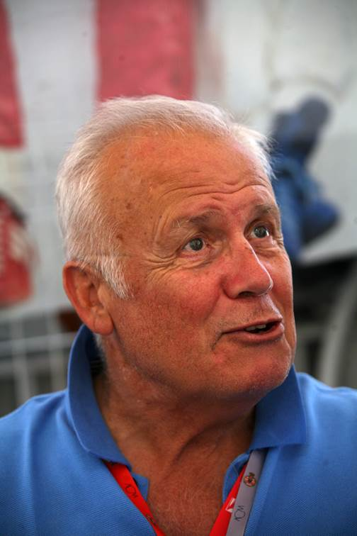Patrick Tambay | The Grand Prix Drivers Club
