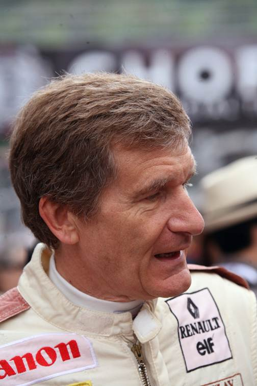 Thierry Boutsen | The Grand Prix Drivers Club
